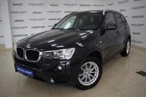 BMW X3 20i xDrive 2.0 AT (184л.с.) 4WD
