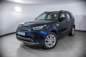Land Rover Discovery 3.0 SiV6 AT 4WD (340 л.с.) SE