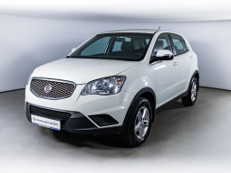 SsangYong Actyon 2.0 TD MT (149 л. с.)