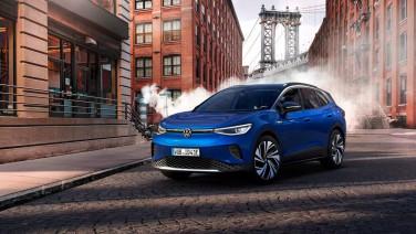 Volkswagen ID.4 признан лучшим автомобилем года