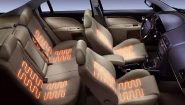 Установка подогрева сидений от 3 990 рублей