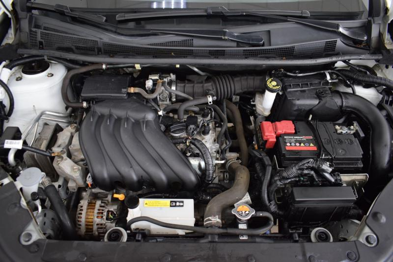 Nissan Sentra 1.6 МТ (117 л. с.) Welcome
