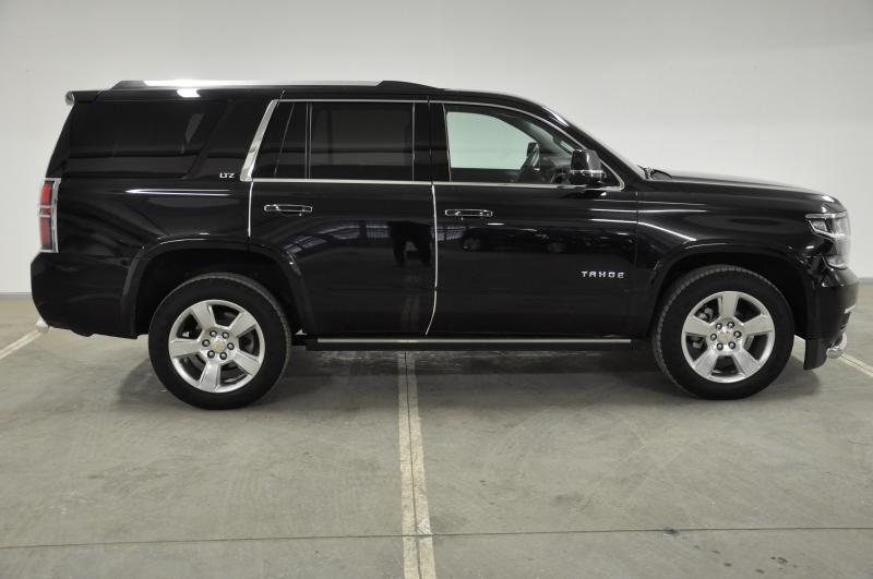 Chevrolet Tahoe 6.2 AT 4WD (409 л. с.) LTZ
