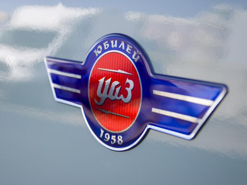 УАЗ Автобус 9 мест 2.7 5MT (112 л. с.) Юбилей 511-04