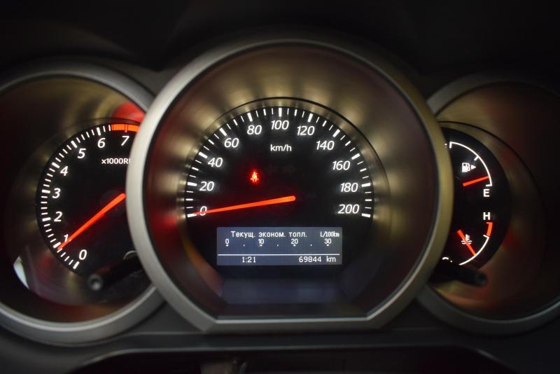 Suzuki Grand Vitara 2.0 MT (140 л. с.)