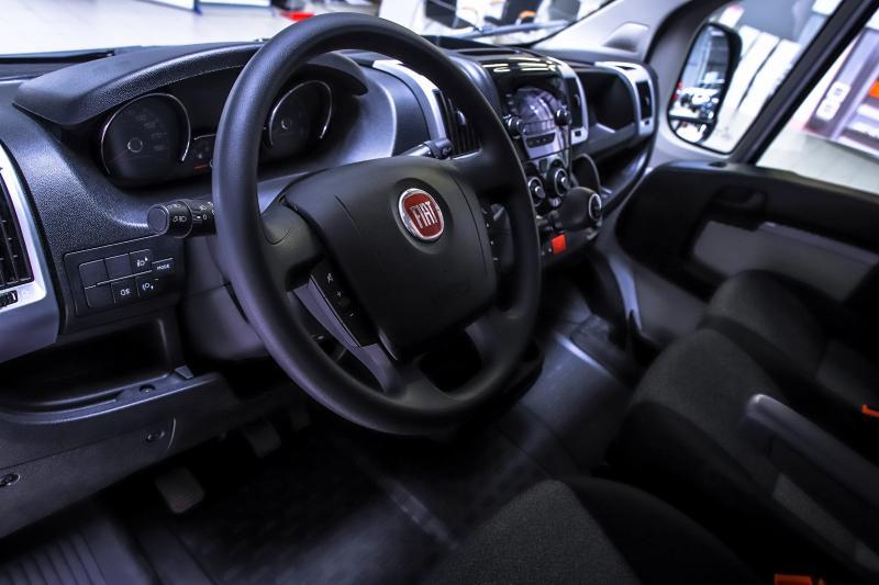 Fiat Ducato Фургон 2.3 TD MT MWB H2 28 (130 л. с.) Base