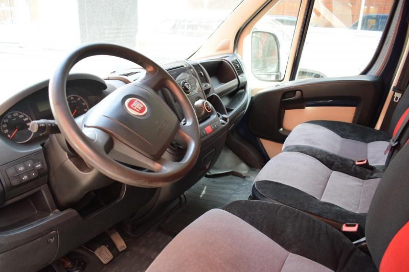 Fiat Ducato 2.3 TD MT L1H1 (110 л. с.)