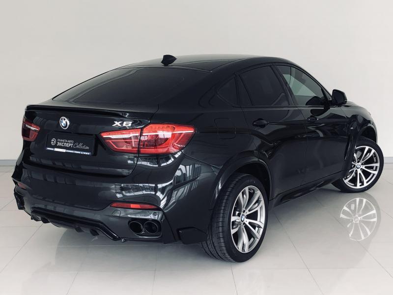 BMW X6 40d 3.0d AT (313л.с.) 4WD M Sport