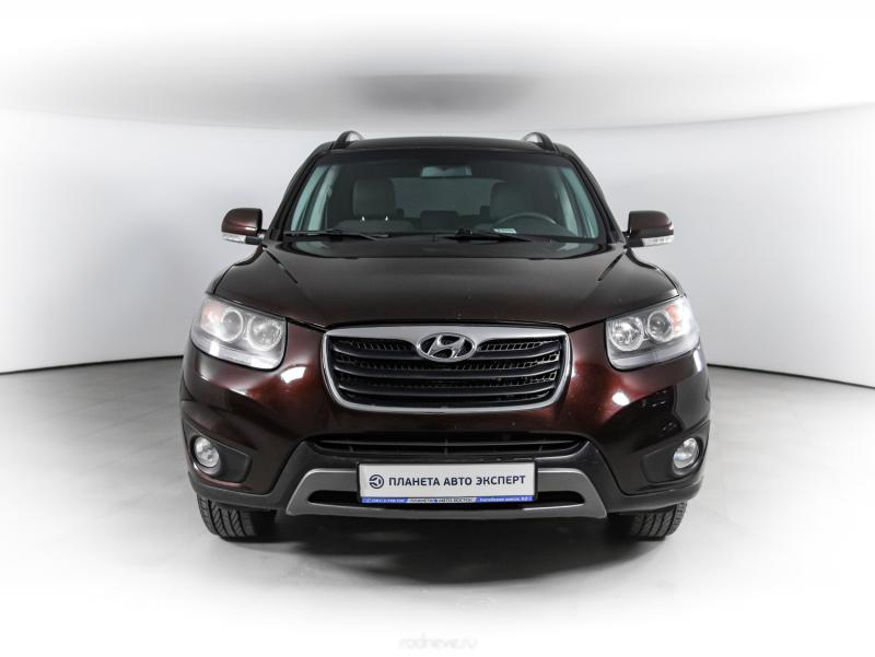 Hyundai Santa Fe Grand 2.2d AT (197 л.с.) 4WD