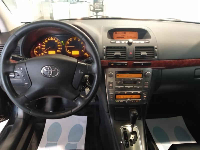 Toyota Avensis 2.0 AT (147л.с.)