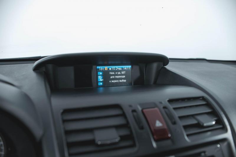 Subaru Forester 2.5 CVT (175л.с.) 4WD