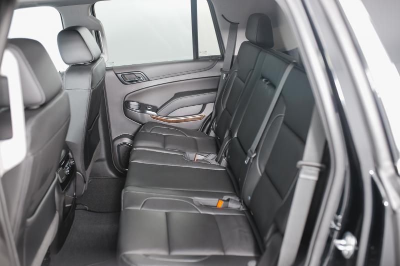 Chevrolet Tahoe 6.2 AT 4WD (426 л.с.) LT