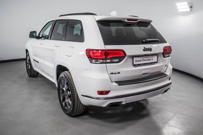 Jeep GRAND CHEROKEE 3.0 AT AWD (238 л. с.) Limited