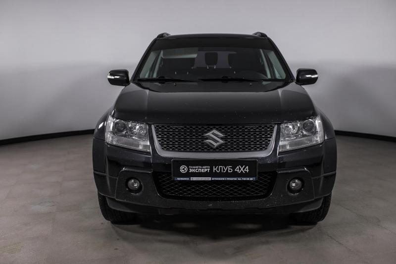 Suzuki Grand Vitara 2.4 AT (169 л.с.) 4WD