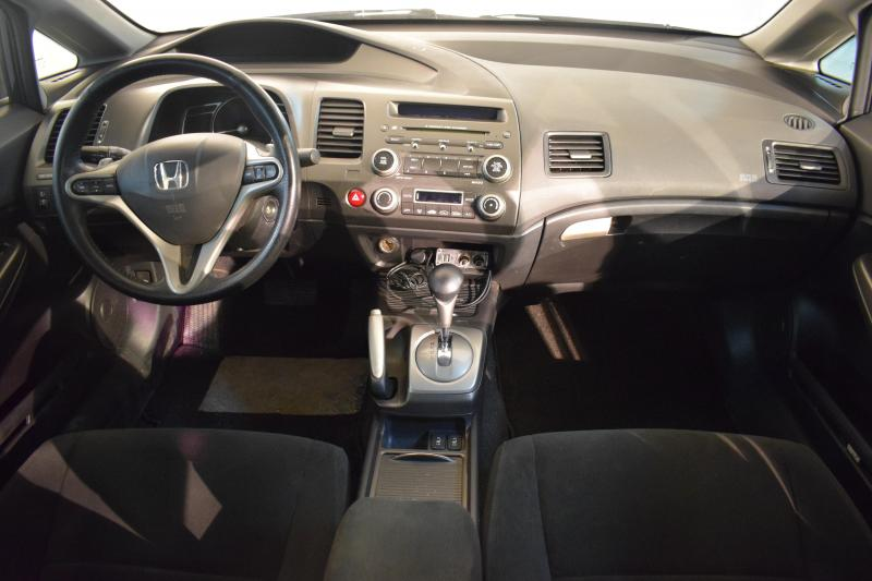 Honda Civic 1.8 AT (140 л. с.)
