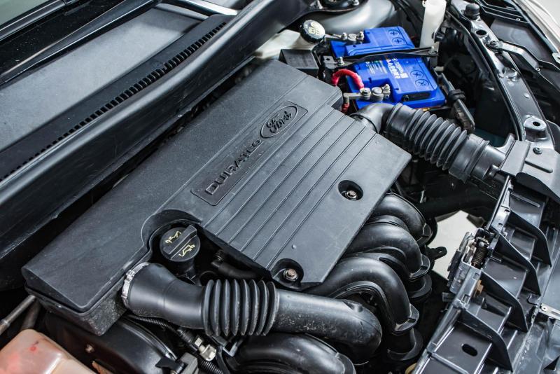 Ford Fusion 1.6 MT (100 л. с.)