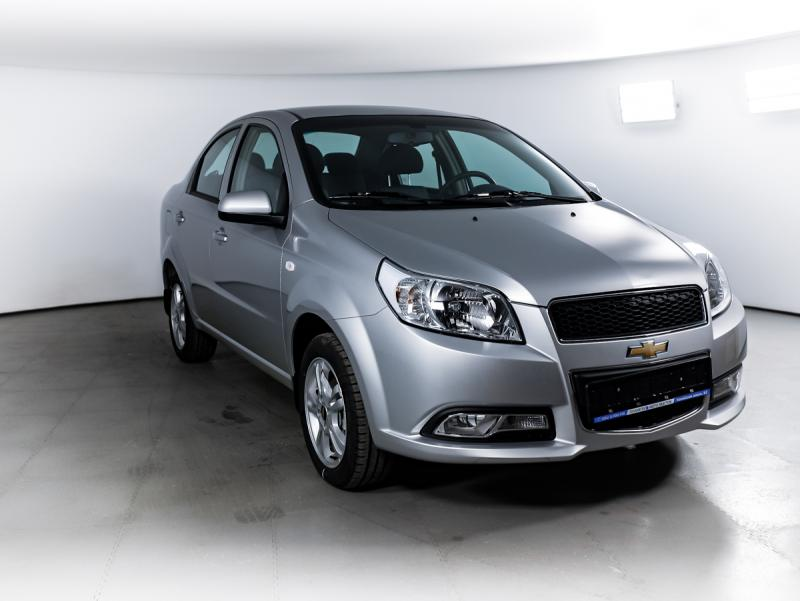 Chevrolet_UZ Cobalt 1.5 AT (106 л. с.) LTZ