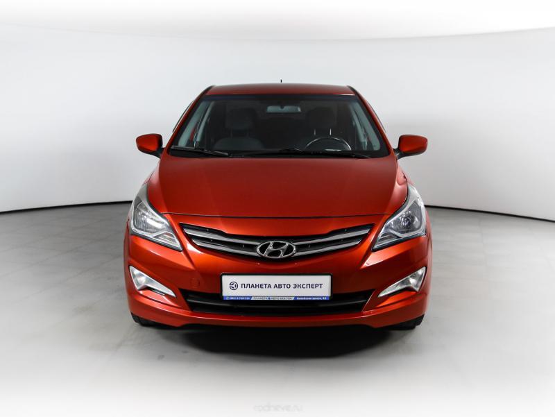 Hyundai Solaris 1.6 MT (123 л. с.)
