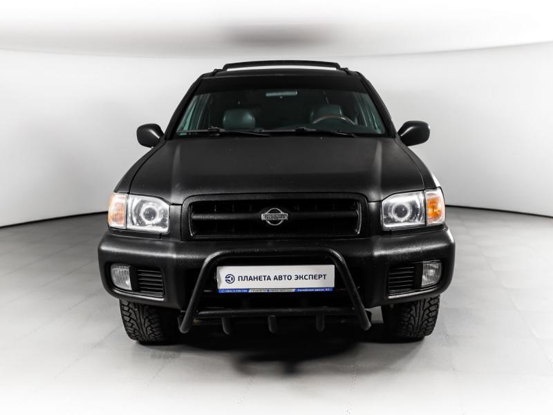 Nissan Pathfinder 3.3 4WD AT (150 л. с.)