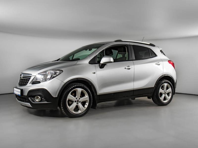 Opel Mokka 1.4 Turbo AT (140 л. с.)