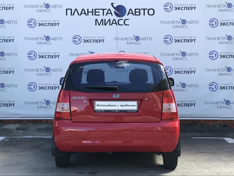 Kia Picanto 1.1 AT (64 л. с.)