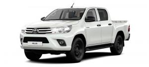 Toyota Hilux 2.4 D MT 4WD (150 л. с.) Стандарт JR Тойота Центр Бишкек Бишкек