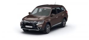 Mitsubishi Обновленный Outlander 2.0 CVT (146 л.с.) Inform 2WD Луидор Трейд