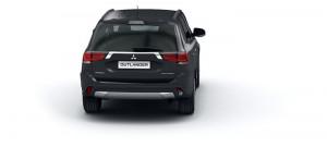 Mitsubishi Обновленный Outlander 2.0 CVT (146 л.с.) Invite 2WD Луидор Трейд