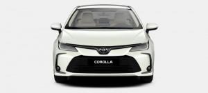 Toyota Corolla 1.6 CVT (122 л. с.) Стиль 66 Тойота Центр Бишкек Бишкек