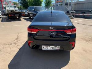 Kia Rio 1.4 MT (100 л. с.) Comfort  Вист-Моторс Москва
