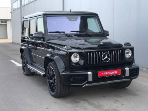 Mercedes-Benz G 55 T AT (500 л. с.) Тойота Центр Бишкек Бишкек