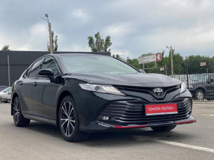 Toyota Camry_new 2.5 AT (199 л.с.) GR Sport S2 Тойота Центр Бишкек Бишкек