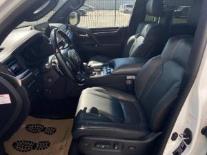 Lexus LX 570 5.7 AT (383л.с.) 4WD Luxury 21+ Тойота Центр Бишкек Бишкек